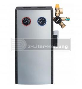 Solar Divicon Typ PS20 mit hocheffizienter U-Pumpe