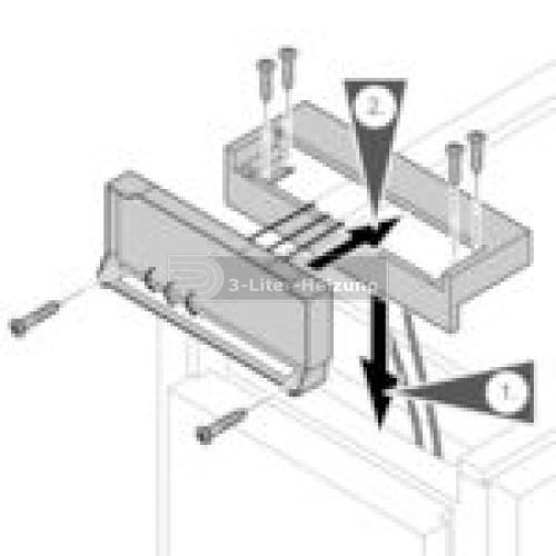 Viessmann Konsole für Vitotronic GW2