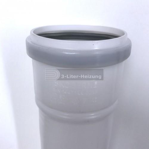 Viessmann Abgasrohr 80 l=1000 (1Stück)