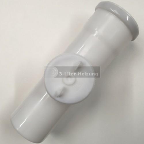 Viessmann Revisionsstück gerade (1 Stück) aus PPs 80 mm