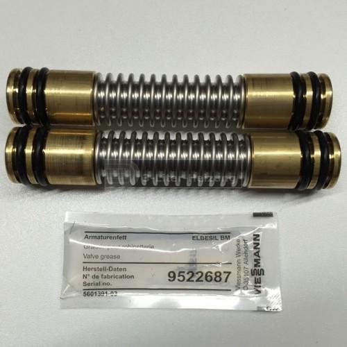 Viessmann Verbindungsrohre Vitosol 200-F