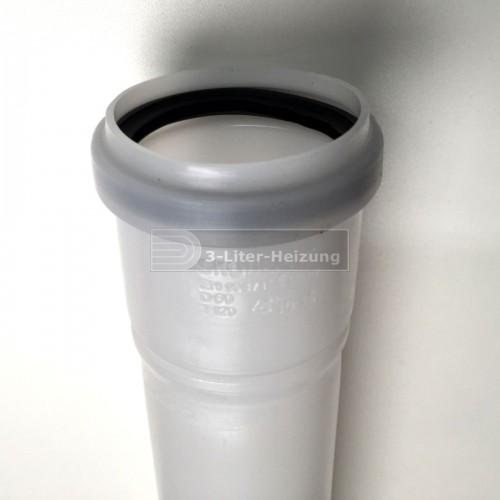 Viessmann Abgasrohr 60 l=500 (1Stück)