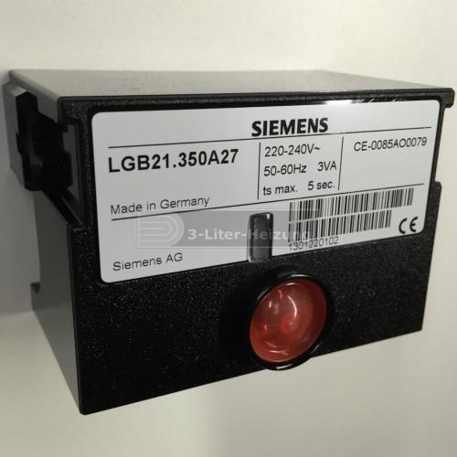 Viessmann Steuergerät LGB 21.35