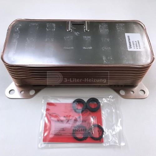 Viessmann Komfort-Plattenwärmetauscher SPWT10-11