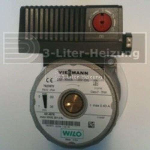 Heizkreispumpe differenzdruckgeregelt Wilo VIHUE 25 1-5 Ku