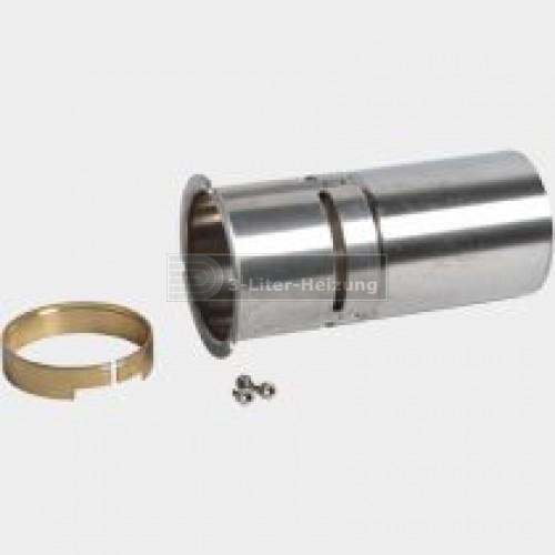Viessmann Adapter-und Flammrohr