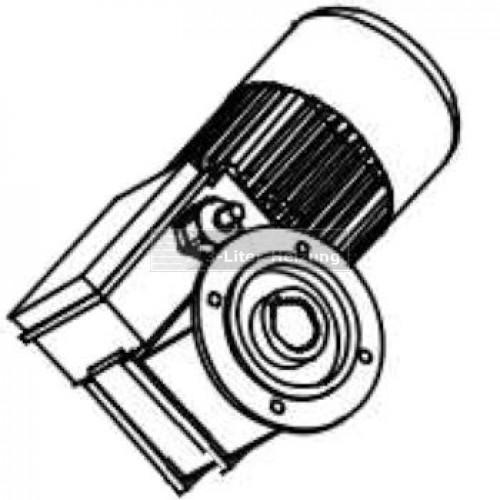 Viessmann Getriebemotor Schnecke