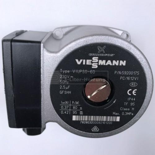 Viessmann Umwälzpumpenmotor UPSO 60