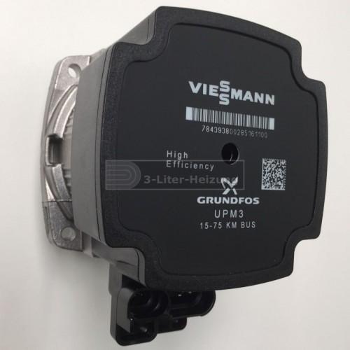 Viessmann Umwälzpumpe UPM3 15-75 kW