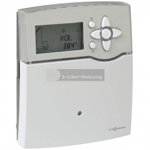 Viessmann Vitosolic 100 SD1 Temperatur-Differenz-Regelung