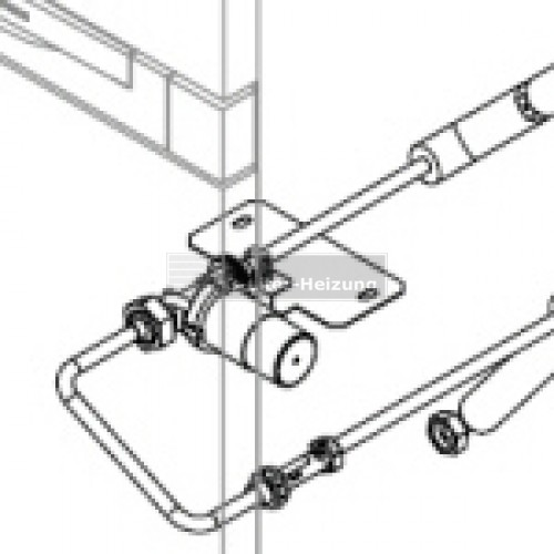 Viessmann Zirkulationspumpe für Vitodens 222-F 333-F bis HO1