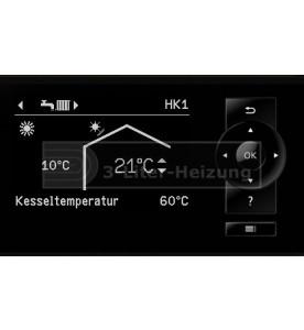 Viessmann Vitotronic 200 HO1B ohne Außentemperatursensor