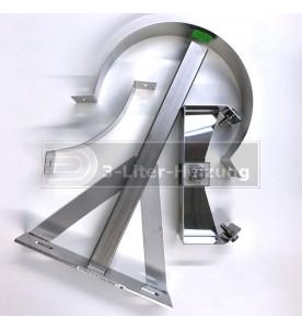 Viessmann Wandabstandhalter Systemgröße 130 mm dw