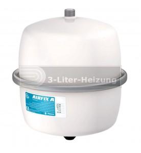 Vitoset Membran-Ausdehnungsgefäß Für Trinkwasser-Installation Typ DD18