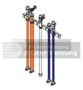 Viessmann Anschluss-Set oben für Vitodens 222-F und 333-F