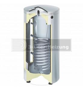 Viessmann Vitocell 300-V 200 Liter Edelstahl vitosilber