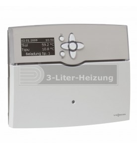 Viessmann Vitosolic 200 SD4 Temperatur-Differenz-Regelung